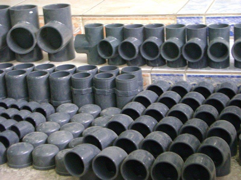 U-PVC yapıştırma dirsek