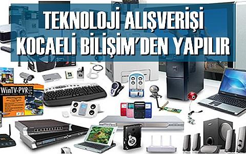 Kocaeli Bilişim Teknoloji Alışveriş Mağazası